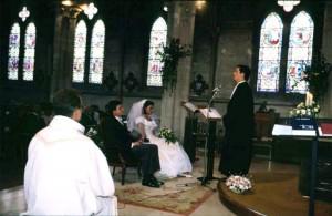 mariage catholique protestant